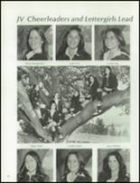 1976 Aragon High School Yearbook Page 52 & 53