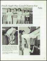 1976 Aragon High School Yearbook Page 110 & 111