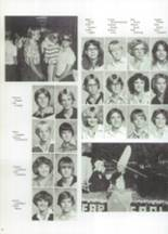 1981 Mater Dei Catholic High School Yearbook Page 20 & 21