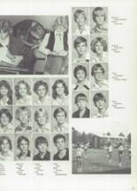1981 Mater Dei Catholic High School Yearbook Page 22 & 23