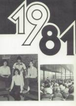 1981 Mater Dei Catholic High School Yearbook Page 24 & 25