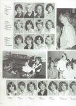1981 Mater Dei Catholic High School Yearbook Page 28 & 29
