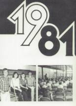 1981 Mater Dei Catholic High School Yearbook Page 34 & 35