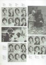 1981 Mater Dei Catholic High School Yearbook Page 42 & 43