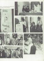1981 Mater Dei Catholic High School Yearbook Page 44 & 45