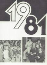 1981 Mater Dei Catholic High School Yearbook Page 50 & 51