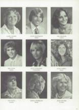 1981 Mater Dei Catholic High School Yearbook Page 54 & 55