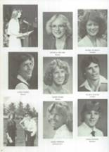 1981 Mater Dei Catholic High School Yearbook Page 56 & 57