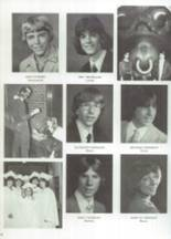 1981 Mater Dei Catholic High School Yearbook Page 72 & 73