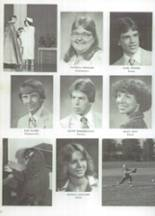 1981 Mater Dei Catholic High School Yearbook Page 74 & 75