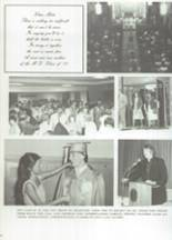 1981 Mater Dei Catholic High School Yearbook Page 76 & 77