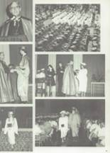 1981 Mater Dei Catholic High School Yearbook Page 78 & 79