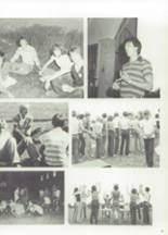 1981 Mater Dei Catholic High School Yearbook Page 80 & 81