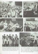 1981 Mater Dei Catholic High School Yearbook Page 82 & 83