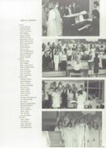 1981 Mater Dei Catholic High School Yearbook Page 86 & 87