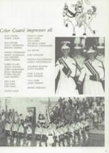 1981 Mater Dei Catholic High School Yearbook Page 90 & 91
