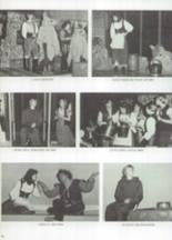 1981 Mater Dei Catholic High School Yearbook Page 100 & 101