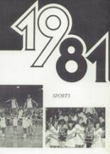 1981 Mater Dei Catholic High School Yearbook Page 102 & 103