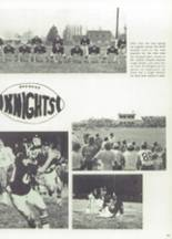 1981 Mater Dei Catholic High School Yearbook Page 104 & 105