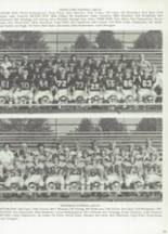 1981 Mater Dei Catholic High School Yearbook Page 106 & 107