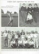 1981 Mater Dei Catholic High School Yearbook Page 108 & 109