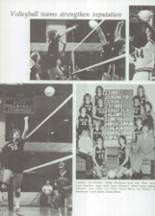 1981 Mater Dei Catholic High School Yearbook Page 110 & 111