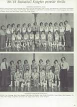 1981 Mater Dei Catholic High School Yearbook Page 112 & 113
