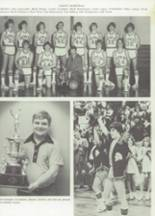 1981 Mater Dei Catholic High School Yearbook Page 114 & 115
