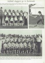 1981 Mater Dei Catholic High School Yearbook Page 118 & 119