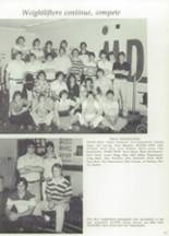 1981 Mater Dei Catholic High School Yearbook Page 120 & 121