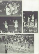 1981 Mater Dei Catholic High School Yearbook Page 124 & 125