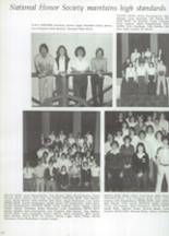 1981 Mater Dei Catholic High School Yearbook Page 130 & 131