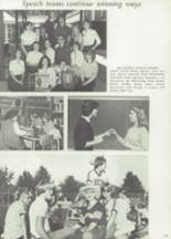 1981 Mater Dei Catholic High School Yearbook Page 132 & 133
