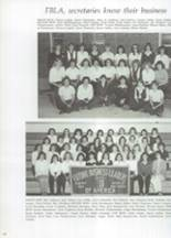 1981 Mater Dei Catholic High School Yearbook Page 134 & 135