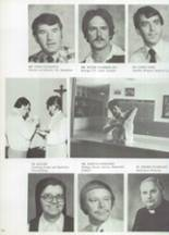 1981 Mater Dei Catholic High School Yearbook Page 140 & 141
