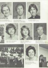 1981 Mater Dei Catholic High School Yearbook Page 144 & 145