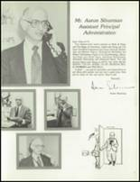 1979 Edward R. Murrow High School Yearbook Page 10 & 11