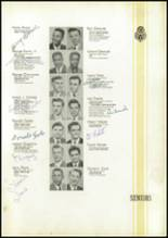 1950 East Technical High School Yearbook Page 22 & 23
