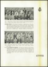 1950 East Technical High School Yearbook Page 44 & 45