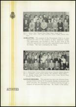 1950 East Technical High School Yearbook Page 50 & 51