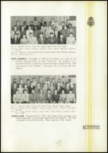 1950 East Technical High School Yearbook Page 52 & 53