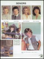 1987 Conway High School Yearbook Page 16 & 17