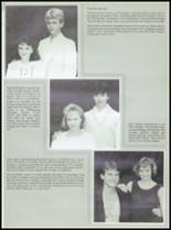 1987 Conway High School Yearbook Page 20 & 21