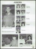 1987 Conway High School Yearbook Page 24 & 25
