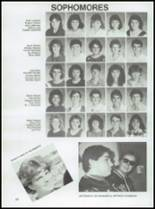 1987 Conway High School Yearbook Page 28 & 29