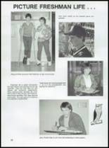 1987 Conway High School Yearbook Page 30 & 31