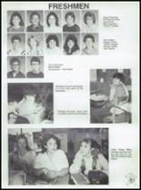 1987 Conway High School Yearbook Page 32 & 33