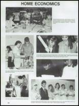 1987 Conway High School Yearbook Page 44 & 45