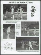 1987 Conway High School Yearbook Page 50 & 51