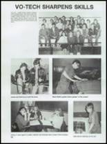 1987 Conway High School Yearbook Page 52 & 53